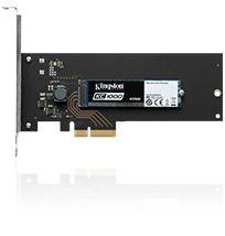 SKC1000/240G-ASK 「直送」【代引不可・他メーカー同梱不可】 キングストン キングストン Kingston SSD 240GB M.2バージョン NVMe PCIe Gen 3.0 x 4 KC1000 5年保証 SKC1000/240G 【1入】