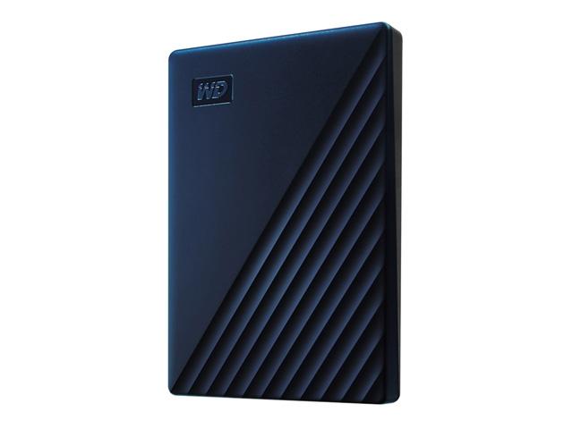 WDBA2D0020BBL-JESN 直送 代引不可・他メーカー同梱不可 ウエスタンデジタル My Passport for Mac 2TB ブルー 【1入】