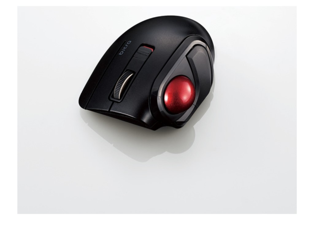 M-MT1BRSBK 直送 代引不可・他メーカー同梱不可 エレコム トラックボールマウス/小型/親指/5ボタン/静音/Bluetooth/ブラック 【1入】