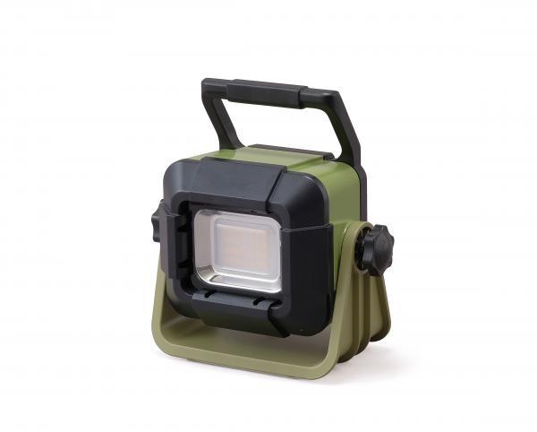 LLT-500BB 直送 代引不可・他メーカー同梱不可 アイリスオーヤマ LEDベースライト充電式500lm 【1入】