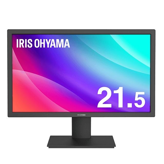 ILD-A21FHD-B 直送 代引不可・他メーカー同梱不可 アイリスオーヤマ 液晶ディスプレイ 21.5インチ 【1入】
