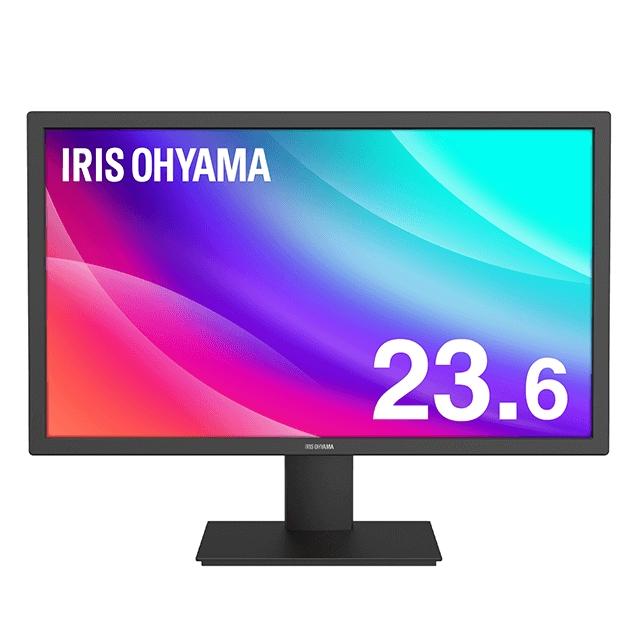 ILD-A23FHD-B 直送 代引不可・他メーカー同梱不可 アイリスオーヤマ 液晶ディスプレイ 23.6インチ 【1入】