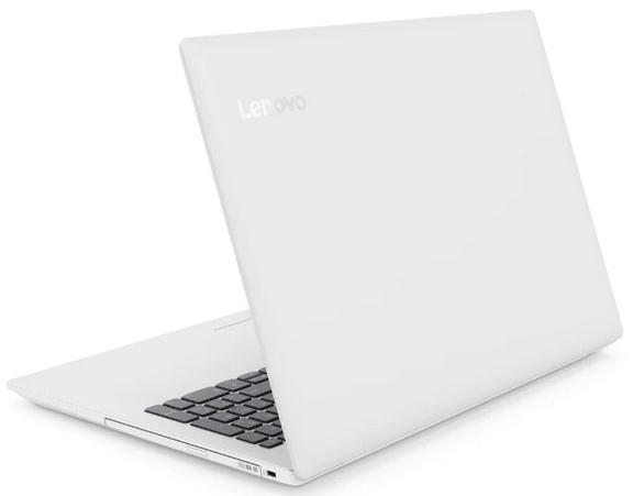 81DE02PMJP 直送 代引不可・他メーカー同梱不可 レノボ Lenovo ideapad 330 15.6/i3-7020U/4GB/500GB/Win10Home/ブリザードホワイト 【1入】