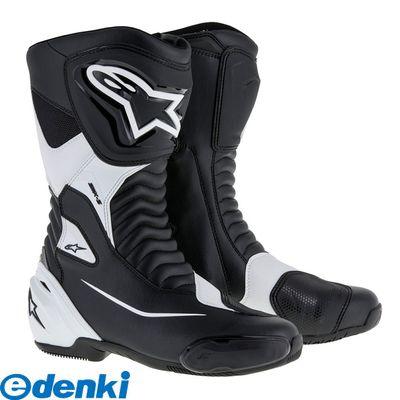 アルパインスターズ(alpinestars)[8021506618751] SMX S BOOT カラー:BLACK WHITE サイズ:41 26.0【送料無料】