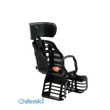 OGK技研[4511890205599] RBC-007DX3 リア子供乗せ 黒