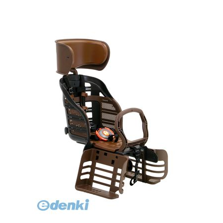OGK技研[4511890205902] RBC-007DX3リア子供乗せ 黒/茶
