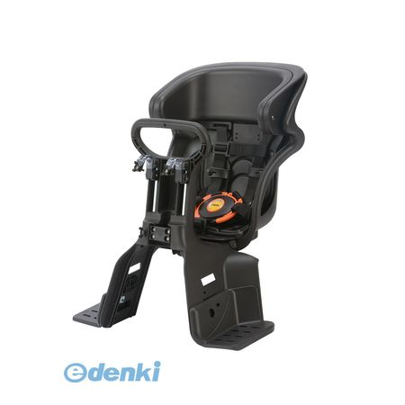 OGK技研[4511890208101] RBC-011DX3 リア子供乗せ 黒/黒