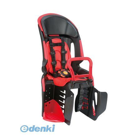 OGK技研[4511890208118] RBC-011DX3 リア子供乗せ 黒/赤