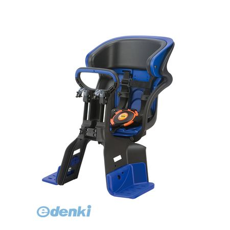 OGK技研[4511890208286] FBC-011DX3 フロント子供乗せ 黒/青