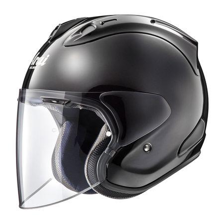 アライヘルメット 4530935524075 ヘルメット VZ-RAM グラスブラック 57-58 M