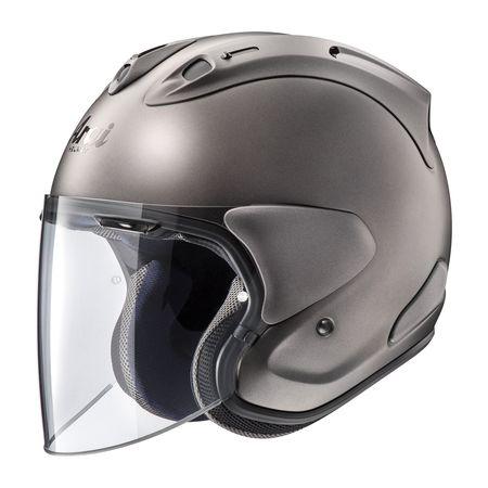 アライヘルメット 4530935524150 ヘルメット VZ-RAM エムジーグレー 54 XS