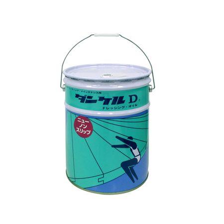 ミヅシマ工業[0809322] ドレッシングオイル ノンスリップタイプ 18L