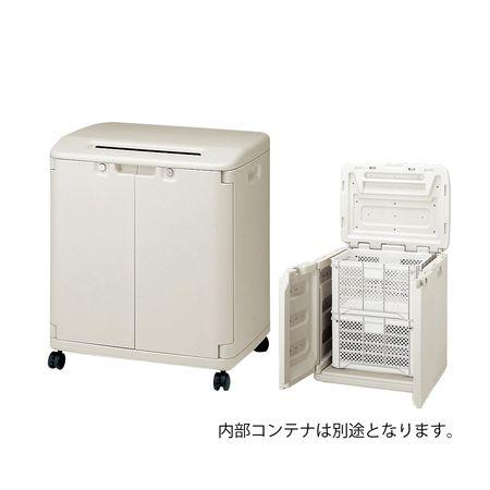 ミヅシマ工業[2140050] 機密キャビネット 【ロックツキ】 516X670X767mm