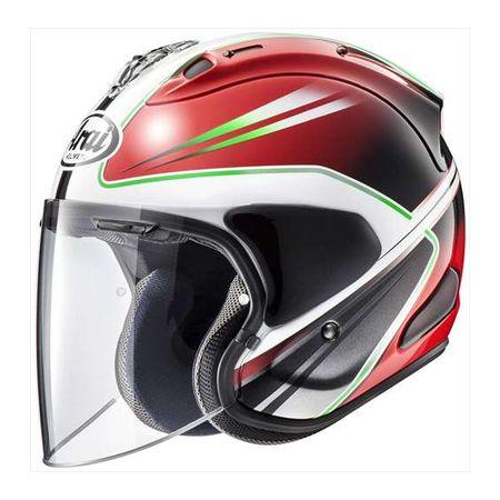 アライヘルメット 4530935527670 VZ-RAM WEDGE 赤 57-58