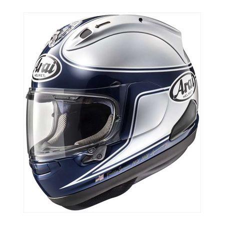アライヘルメット 4530935527816 RX-7X SPENCER 40th 銀 55-56