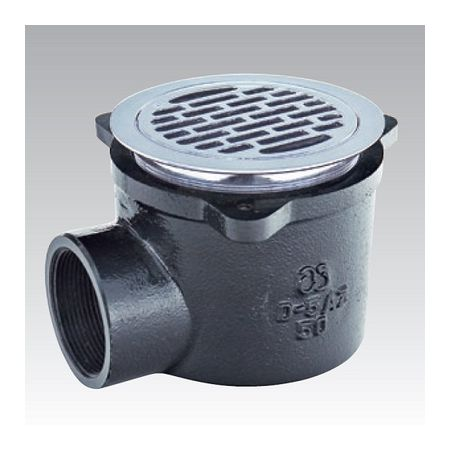 アウス 4573124600617 D-5AZ 横引式・床排水トラップ