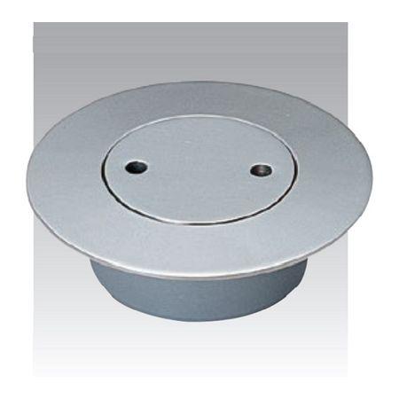 アウス[4573124602284] D-COVTS-PU 50 ステンレス製ツバ広掃除口【VP・VU兼用】