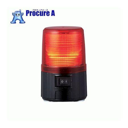 パトライト PFH-BT-R シグナルタワー LEDフラッシュ表示灯 赤 PFHBTR