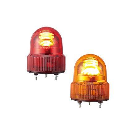 パトライト SKHEB-24-R LEDカイテントウ LED小型回転灯 赤 SKHEB24R