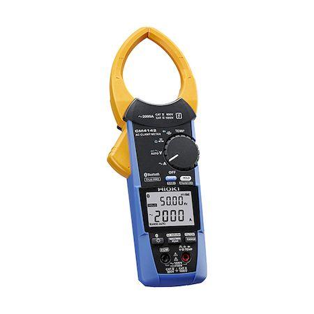 海外ブランド  CM4142 ACクランプメータ ACクランプメータ:測定器・工具のイーデンキ 日置電機-DIY・工具