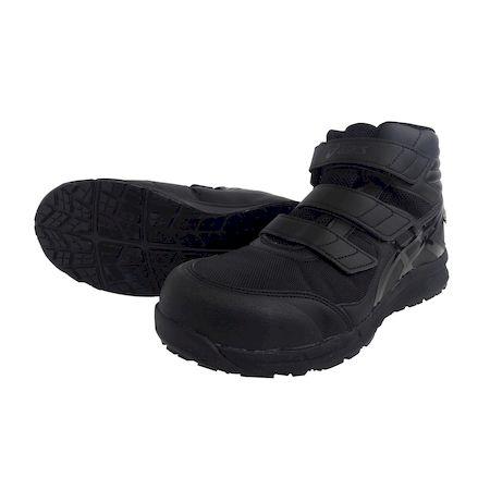 アシックス 4550215161455 ウィンジョブ CP601 G-TX FCP601 001 ブラック×ブラック 25.5