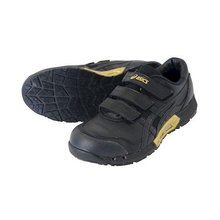 アシックス商事 4550215940357 ウィンジョブ CP305 AC 1271A035 001 ブラック×ブラック 24.0