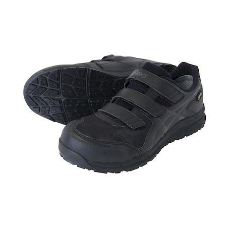 アシックス商事 4550215941071 ウィンジョブ CP602 G-TX 1271A036 001 ブラック×ブラック 25.0