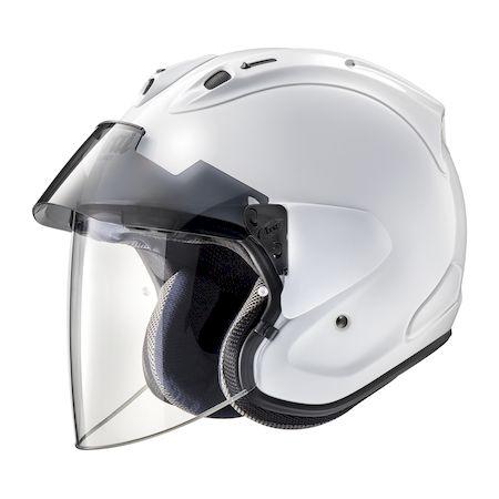 アライヘルメット 4530935536078 VZ-RAM PLUS グラスホワイト 57-58 M