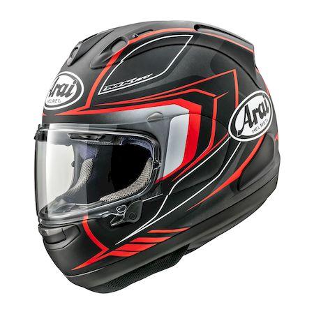 アライヘルメット 4530935546329 RX-7X MAZE クロ 54 XS
