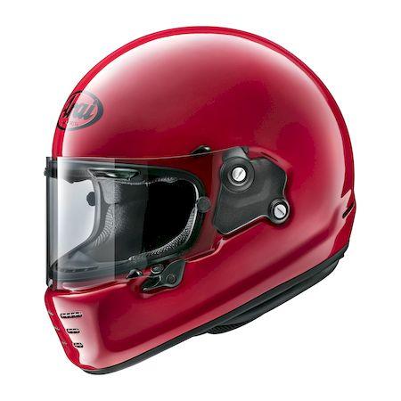 アライヘルメット 4530935550456 RAPIDE-NEO アカ 55-56 S