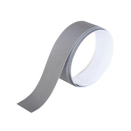 和気産業 高品質 AHW131 布用反射テープ 銀 18mmx0.5m 日本