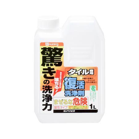 カンペハピオ[00017660011010]復活洗浄剤 タイル用 1L