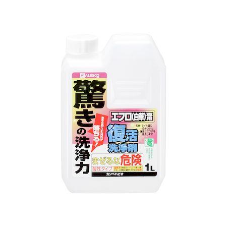 カンペハピオ[00017660061010]復活洗浄剤 エフロ用 1L