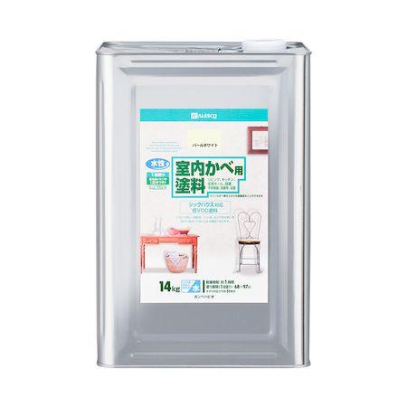 カンペハピオ 00317653023140 室内かべ用塗料 パールホワイト 14K