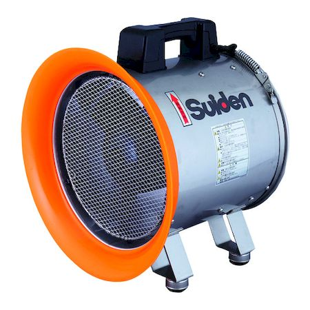<title>スイデン SJF-300CP-1 送排風機 上品 軸流ファンブロワ ハネ288mm単相100V防食型 SJF300CP1</title>
