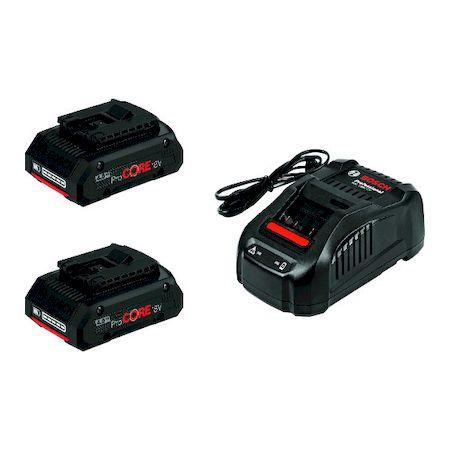 バッテリー充電器セット PROCORE18V4S2 ボッシュ