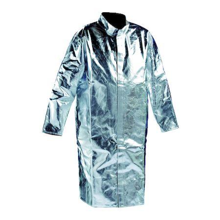 卸直営 JUTEC HSM120KA-1-48 耐熱保護服 奉呈 Mサイズ HSM120KA148 コート
