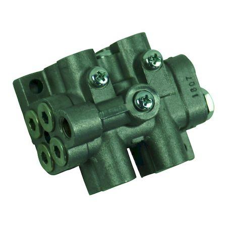シングルライン用分配弁 KWK KU6N KU-6N