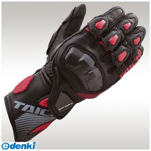 RSタイチ 4997035608058 NXT052 GP-WRX グローブ BLACK/RED XL
