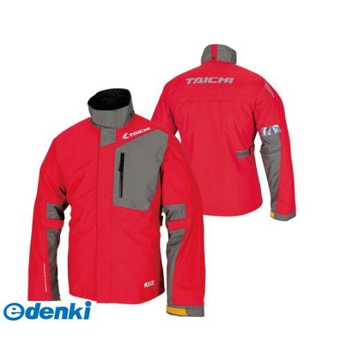 RSタイチ 4997035647538 RSR043 DRYMASTER-X レインスーツ RED-L【送料無料】