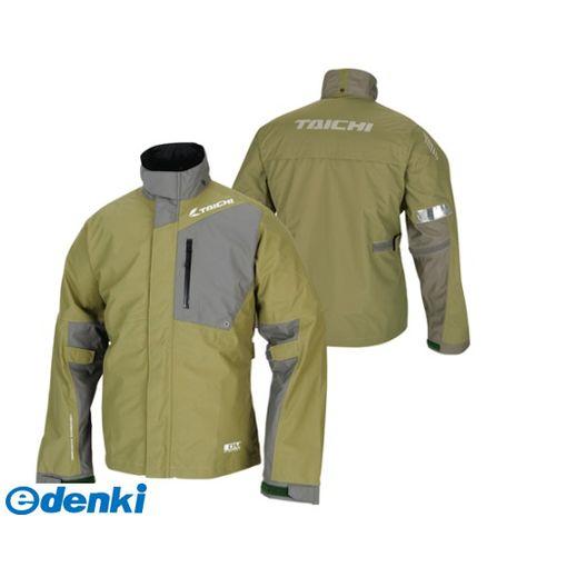 RSタイチ 4997035647651 RSR043 DRYMASTER-X レインスーツ カーキ-L