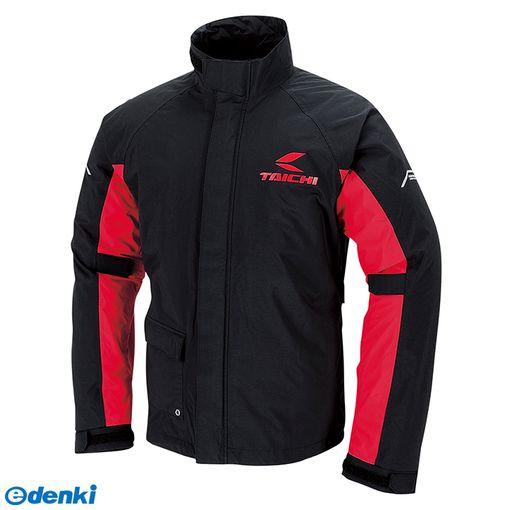 RSタイチ [4997035683031] RSR045 DRYMASTER レインスーツ BLACK/RED-XL