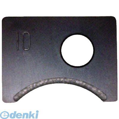 富士元工業 N54GCR-10RNK6060 【3個入】 Rヌーボー専用チップ 超硬M種 TiAlNコーティング 10R COATN54GCR10RNK6060
