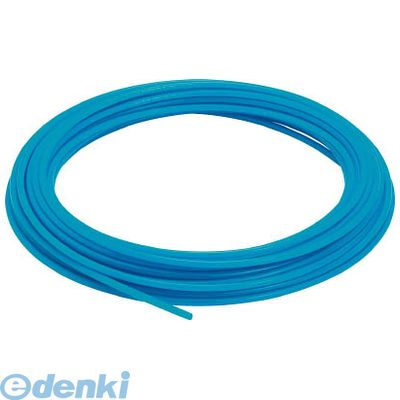 日本ピスコ ピスコ NB1075-100-BU ソフトナイロンチューブ ブルー 10×7.5 100MNB1075100BU