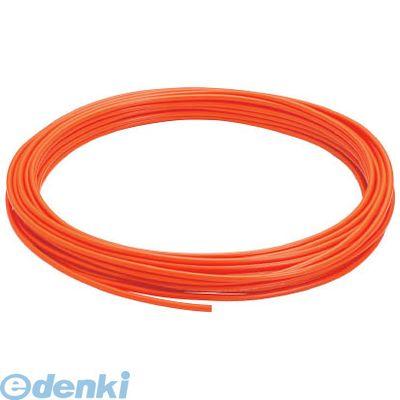 日本ピスコ ピスコ UB0850-100-O ポリウレタンチューブ オレンジ 8×5 100MUB0850100O