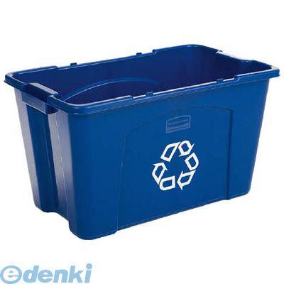 ニューウェルラバーメイドジャパ [57187365] リサイクルボックス ブルー