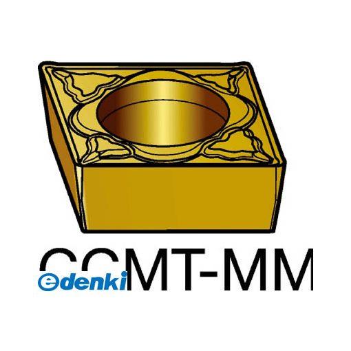 【あす楽対応】サンドビック SV CCMT120408-MM1115 【10個入】 コロターン107 旋削用ポジ・チップ 1115 COATCCMT120408MM87161115