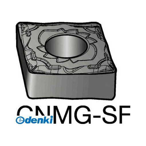 サンドビック SV CNMG120404-SFS05F 【10個入】 T-Max P 旋削用ネガ・チップ S05F 超硬CNMG120404SF8716S05F