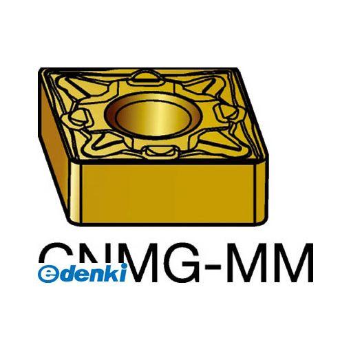 【あす楽対応】サンドビック SV CNMG160608-MM2025 【10個入】 T-Max P 旋削用ネガ・チップ 2025 COATCNMG160608MM87162025