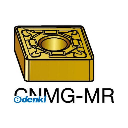 【あす楽対応】サンドビック SV CNMG160612-MR2035 【10個入】 T-Max P 旋削用ネガ・チップ 2035 COATCNMG160612MR87162035